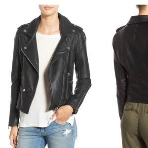 BLANKNYC Easy Rider Faux Leather Jacket